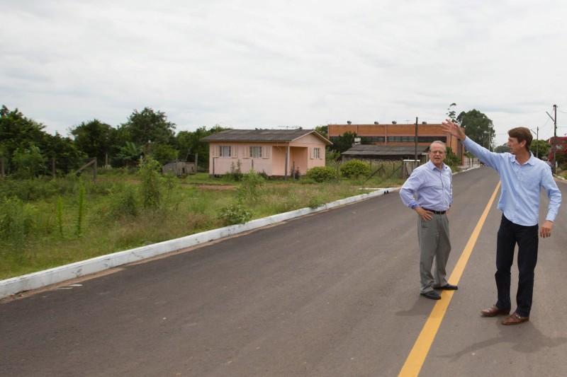 Passo do Sobrado Rio Grande do Sul fonte: estado.rs.gov.br