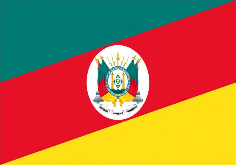 Simbolos Portal Do Estado Do Rio Grande Do Sul