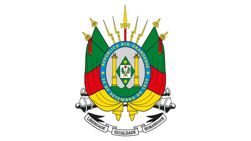 Resultado de imagem para bandeira rio grande do sul