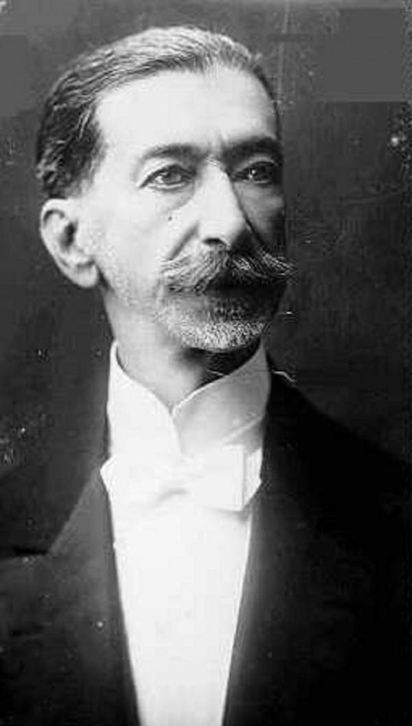 Sucessor de Júlio de Castilhos, Borges de Medeiros assumiu a presidência do Estado em 1898