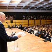 """Cleber Benvegnú: """"Governo atacou a crise sem nunca deixar de fazer o que precisava ser feito nas áreas essenciais"""""""
