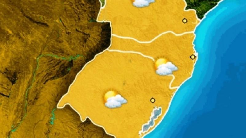 Quinta-feira será de sol em todo o Rio Grande do Sul