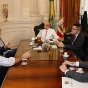 Chefe da Casa Civil, Cleber Benvegnú, conduz iniciativa do Estado em buscar novas parcerias com setor privado