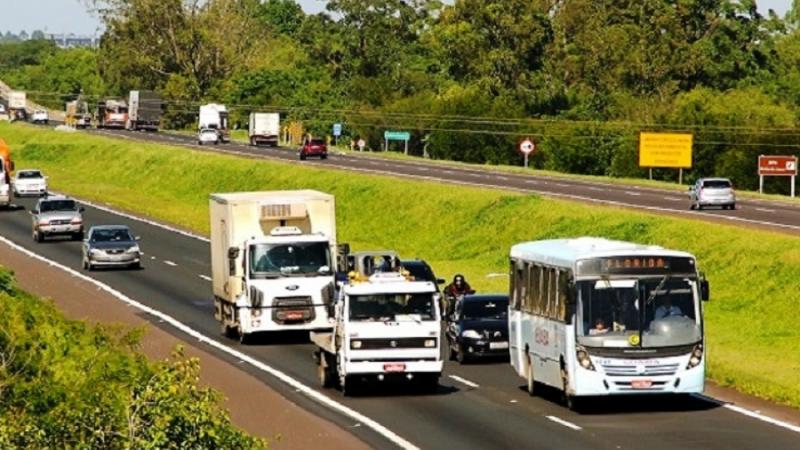 Valores foram recalculados para ônibus que utilizavam praças de pedágios da concessionária Triunfo Concepa