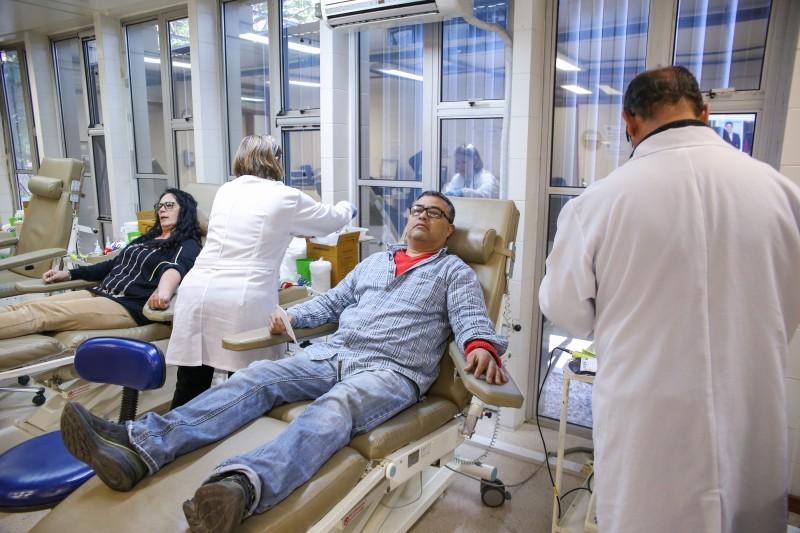 Hemocentros oferecem serviço especial para incentivar novos doadores