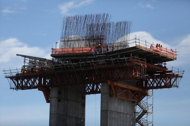 Ponte é fundamental para o trânsito e o acesso a Porto Alegre