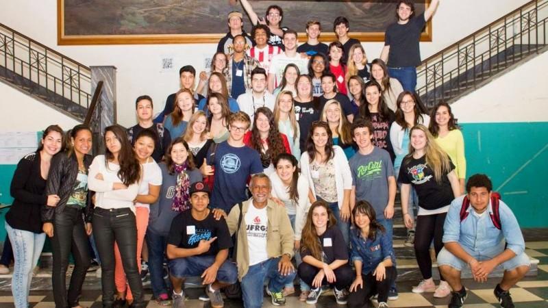 Instituto De Educação Flores Da Cunha Celebra 150 Anos De