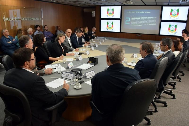 Conselho Desburocratização reunião2