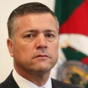 Coronel Júlio César Rocha Lopes, chefe da Casa Militar