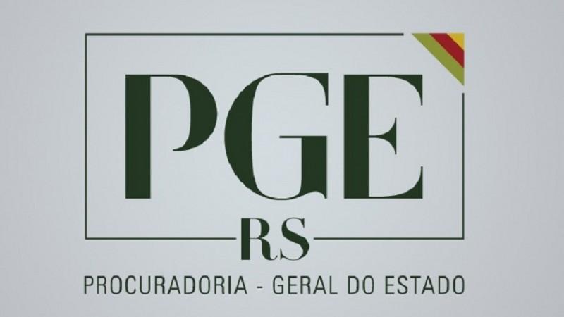 PGE RS logomarca
