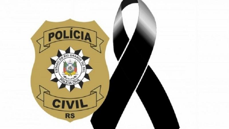 Polícia civil nota pesar