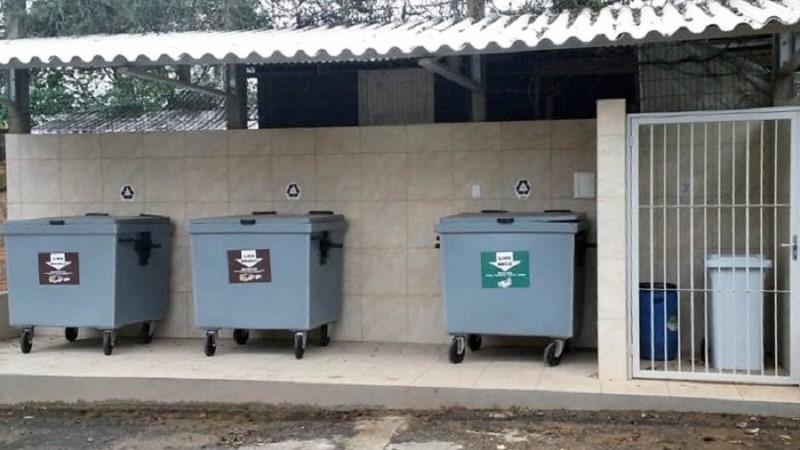 Fase DMLU lixo