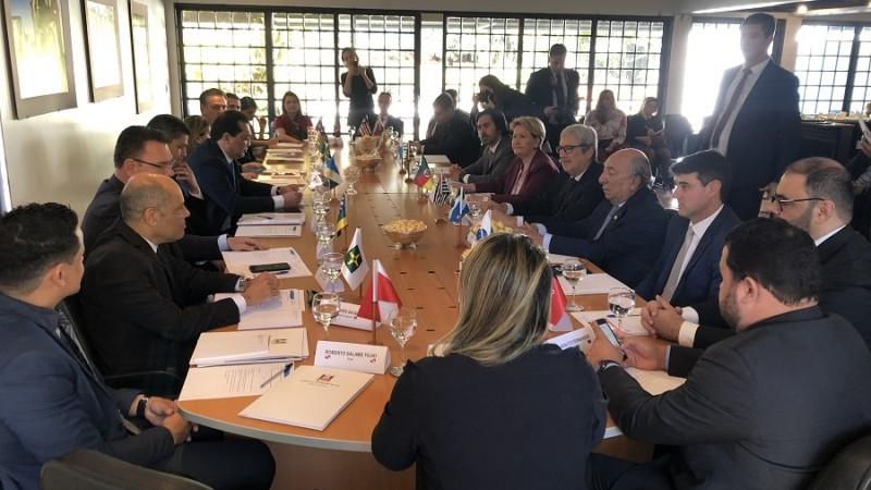Representantes Estados Secretaria de Relações Federativas