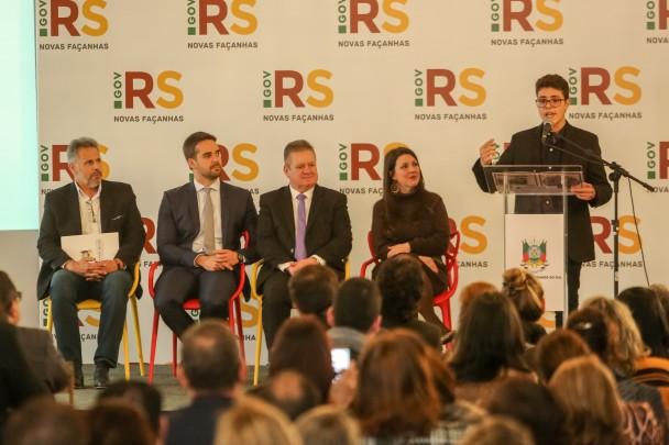 Lançamento do Programa Jovem RS Conectado no Futuro
