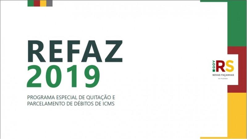 Refaz 2019 card