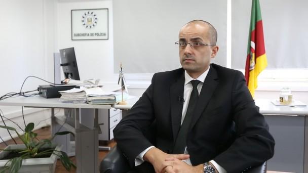 delegado Fábio Motta Lopes