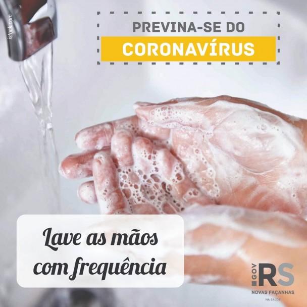 CARD CORONAVÍRUS