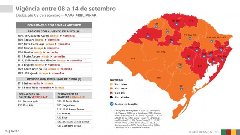 DC semana18 mapa com regiões