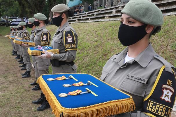 18 11 2020 Solenidade em comemoração aos 183 anos da Brigada Militar 28