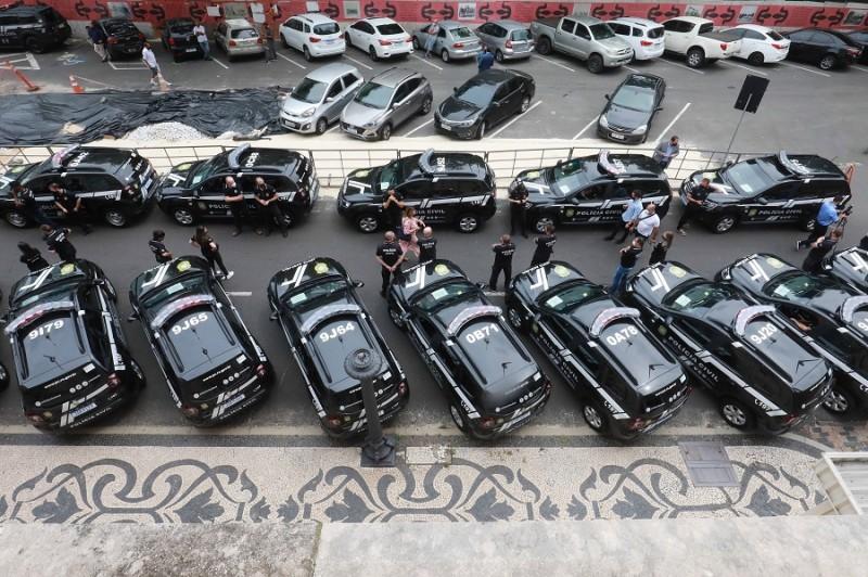 Primeiras viaturas semiblindadas na história do RS são entregues à Polícia Civil – Jornal Boa Vista e Rádio Cultura 105.9 Fm
