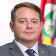 PORTO ALEGRE, RS, BRASIL, 31.03.2021 - Foto oficial secretário de Turismo, Ronaldo Santini. Foto: Gustavo Mansur/ Palácio Piratini