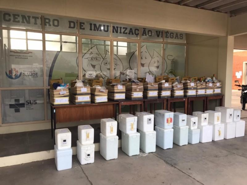 Centro de Imunização Viegas