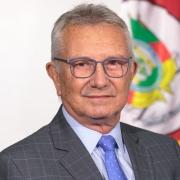 PORTO ALEGRE, RS, BRASIL, 09.04.2021 - Foto oficial secretário Busato. Foto: Gustavo Mansur/ Palácio Piratini