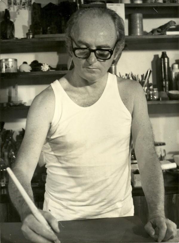 Carlos Scliar (1920-2001)