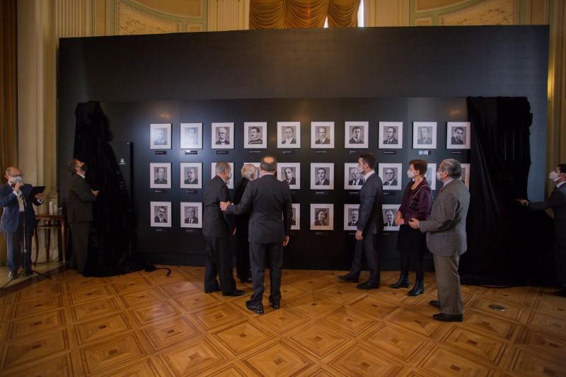 Piratini 100 anos   Galeria dos Ex Governantes