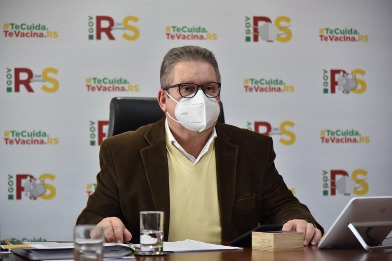 Ranolfo   Gabinete de Crise