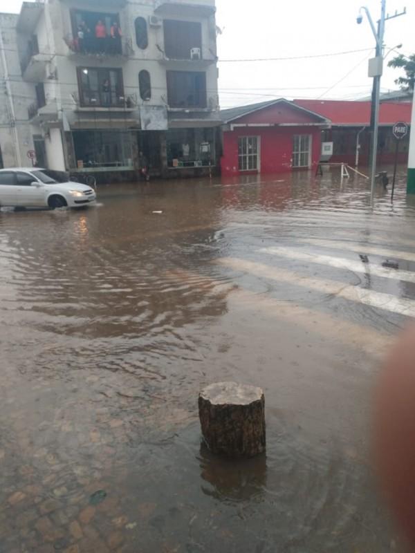 Mata enchente foto1